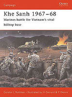 Osprey-Publishing Khe Sanh 1967-68 Military History Book #cam150