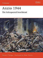Osprey-Publishing Anzio 1944 Military History Book #cam155