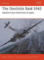 The Doolittle Raid 1942 Military History Book #cam156