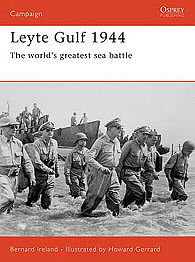 Osprey Publishing Leyte Gulf 1944 -- Military History Book -- #cam163