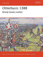 Osprey-Publishing Otterburn 1388 Military History Book #cam164