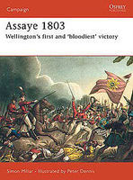 Osprey-Publishing Assaye 1803 Military History Book #cam166