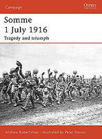 Osprey-Publishing Somme I July 1916 Military History Book #cam169