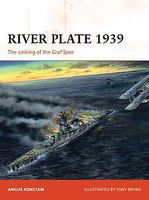 Osprey-Publishing River Plate 1939 Military History Book #cam171