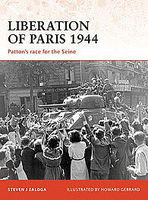 Osprey-Publishing Liberation of Paris 1944 Military History Book #cam194