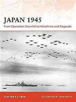 Osprey-Publishing Japan 1945 Military History Book #cam200