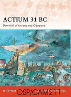 Osprey-Publishing Actium 31 BC Military History Book #cam211