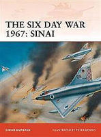 Osprey-Publishing The Six Day War 1967 Sinai Military History Book #cam212