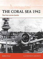 Osprey-Publishing The Coral Sea 1942 Military History Book #cam214