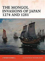 Osprey-Publishing The Mougol Invasion of Japan Military History Book #cam217