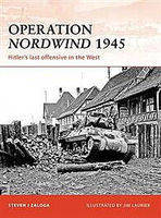 Osprey-Publishing Operation Nordwind 1945 Military History Book #cam223