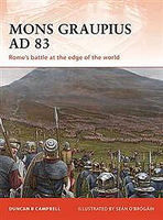 Osprey-Publishing Mons Grapius AD83 Military History Book #cam224