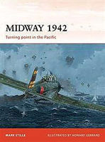 Osprey-Publishing Midway 1942 Military History Book #cam226