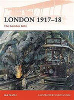 Osprey-Publishing London 1917-18 Military History Book #cam227