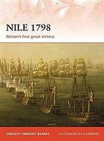 Osprey-Publishing Nile 1798 Military History Book #cam230