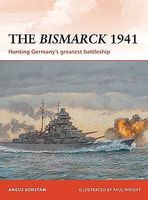 Osprey-Publishing The Bismarck 1941 Military History Book #cam232