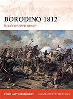 Osprey-Publishing Borodino 1812 Military History Book #cam246