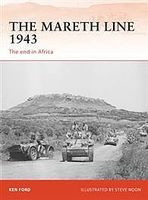 Osprey-Publishing The Mareth Line 1943 Military History Book #cam250