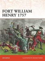 Osprey-Publishing Fort William Henry 1757 Military History Book #cam260