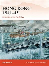 Osprey-Publishing Hong Kong 1941-45 Military History Book #cam263
