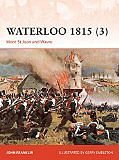 Osprey Publishing Waterloo 1815 -- Military History Book -- #cam280