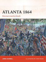 Osprey-Publishing Atlanta 1864 Military History Book #cam290