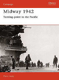 Osprey Publishing Midway 1942 -- Military History Book -- #cam30
