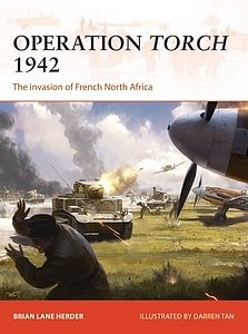 Osprey Publishing Operation Torch 1942