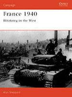 Osprey-Publishing France 1940 Military History Book #cam3