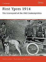 Osprey-Publishing First Ypres 1914 Military History Book #cam58