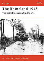 Osprey-Publishing The Rhineland 1945 Military History Book #cam74