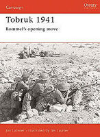 Osprey-Publishing Tobruk 1941 Military History Book #cam80