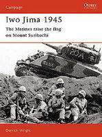 Osprey-Publishing Iwo Jima 1945 Military History Book #cam81