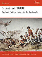 Osprey-Publishing Vimeiro 1808 Military History Book #cam90