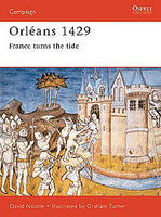 Osprey-Publishing Orleans 1429 Military History Book #cam94