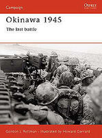 Okinawa 1945 Military History Book #cam96