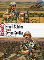 Osprey-Publishing Israeli Soldier Vs Syrian Military History Book #cbt18