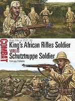 Osprey-Publishing King's African Rifles Soldier Military History Book #cbt20