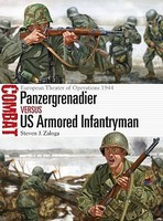 Osprey-Publishing PANZERGRENADIER Vs US ARMORED