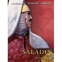 Osprey-Publishing Command Saladin Military History Book #cd12