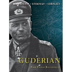 Osprey-Publishing Command Heinz Guderian Military History Book #cd13