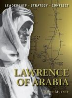 Osprey-Publishing Command Lawrence of Arabia Military History Book #cd19