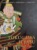 Command Tokugawa Leyasu Military History Book #cd24