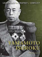 Osprey-Publishing Command Yamamoto Isoroku Military History Book #cd26