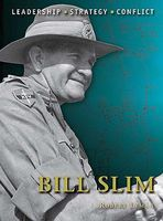 Bill Slim Military History Book #cmd17