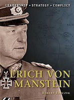 Osprey-Publishing Erich Von Manstein Military History Book #cmd2