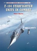 Osprey-Publishing F-104 Starfighter Units in Combat Military History Book #com101