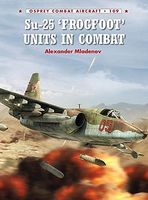 Osprey-Publishing Su-25 Frogfoot Units in Combat Military History Book #com109