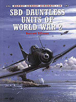 Osprey-Publishing SBD Dauntless Units of WWII Military History Book #com10