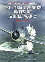 Osprey-Publishing TBF/TBM Avenger Units of WWII Military History Book #com16